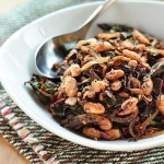 crispy-beans-and-wilted-greens