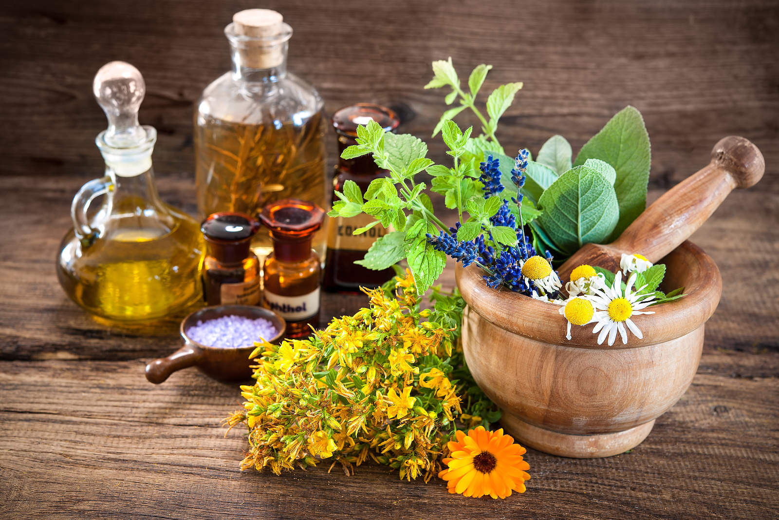 Natural By Nature Essential Oils
