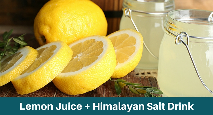 Homemade Lemon Juice Recipe - Sliced Lemons and Glasses of Lemon Juice