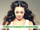 Natural Remedies for Healthier Hair - Thumbnail