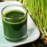 Green Juice with Wheatgrass